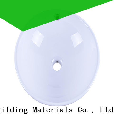Easehome durable porcelain undermount bathroom sink wholesale home-use