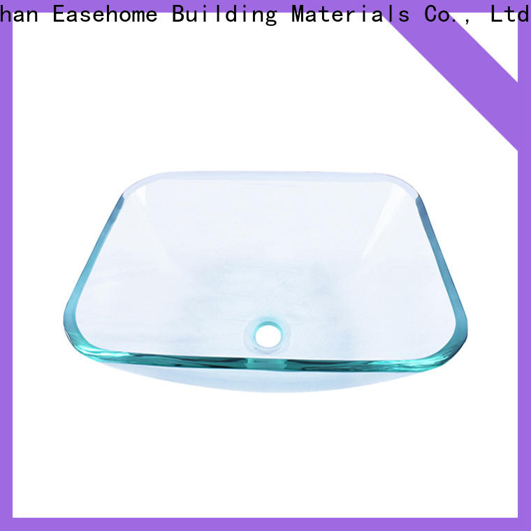 lotus shaped glass basin bowl round best price apartments