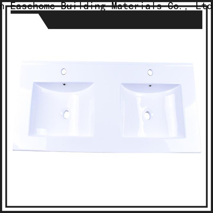 oem porcelain bathroom sink double bowl awarded supplier restaurant