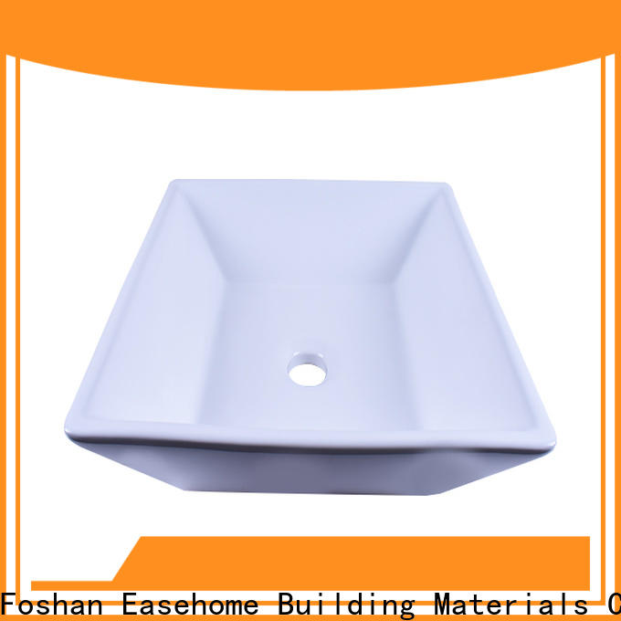 oem ceramic basin rectangle awarded supplier hotel