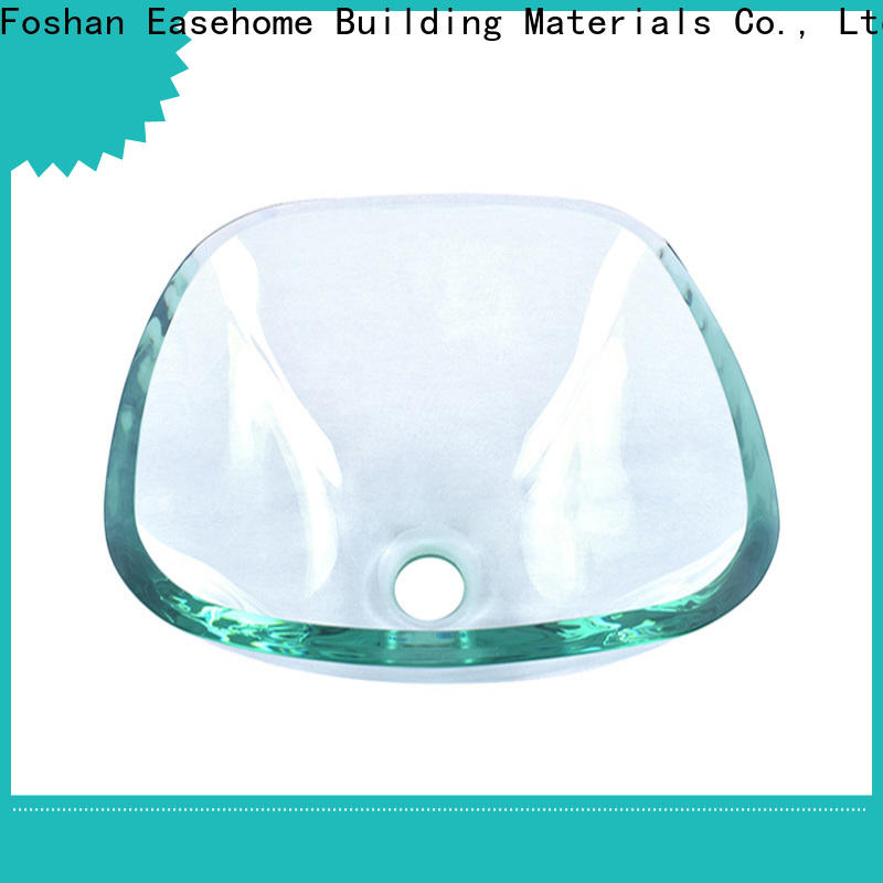 Easehome bowl round glass sink best price apartments