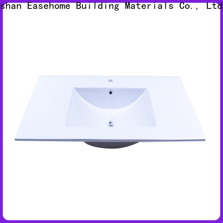 Easehome durable ceramic art basin awarded supplier restaurant