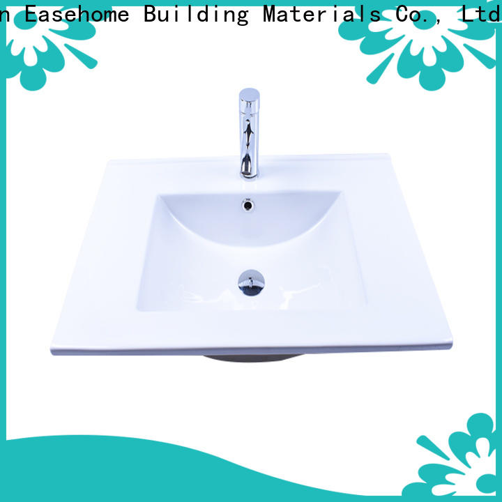 Easehome durable white porcelain sink wholesale restaurant