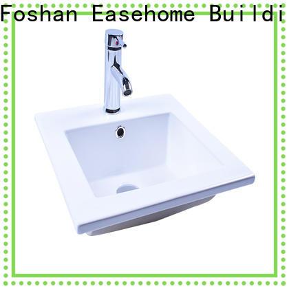durable porcelain vessel sink ceramic good price hotel