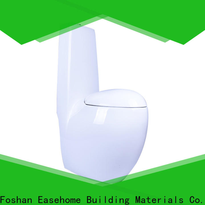 Easehome one piece best one piece toilet fast shipping home-use