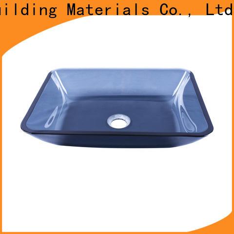Easehome bowl round glass bathroom basins best price bathroom