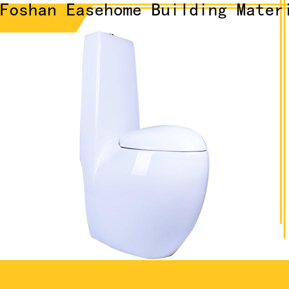 high quality porcelain toilet egg pop shape fast shipping bathroom