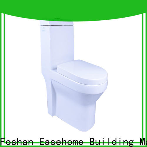 Easehome high quality one piece toilet fast delivery bathroom