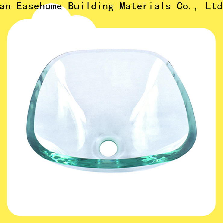 crystal glass bathroom basins oval shaped best price apartments