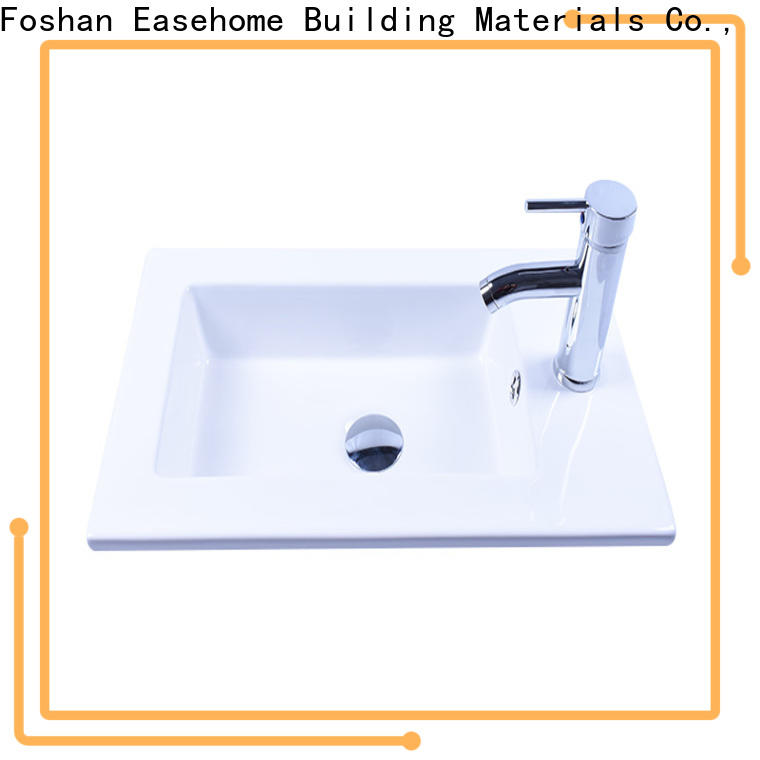 oem how to clean porcelain sink one piece wholesale restaurant